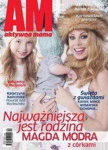 Okładka magazynu - stylizacja Iwona Jankowska Fou Bazzar