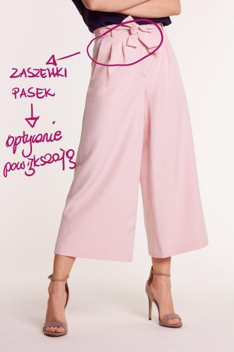 Iwona Jankowska radzi jak dobra odpowiedni fason spodni o nazwie kuloty