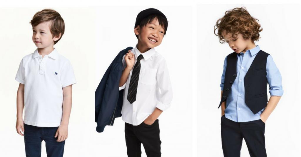 Jak ubrać chłopca na święta wielkanocne