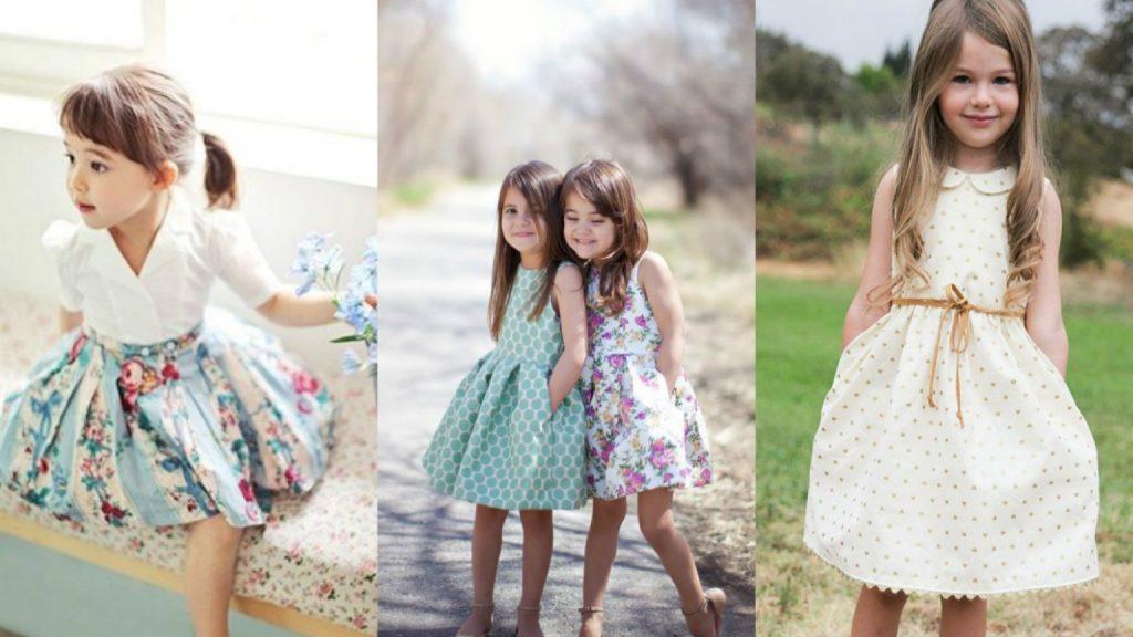 jak ubrać dziewczynkę na wielkanoc